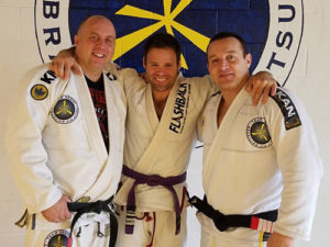 Brazilian Jiu-Jitsu Coaches